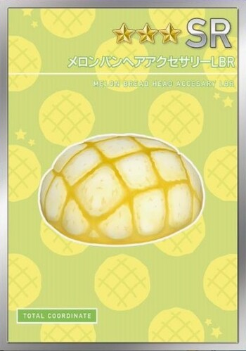 Melon Bread Head - ITSIKI