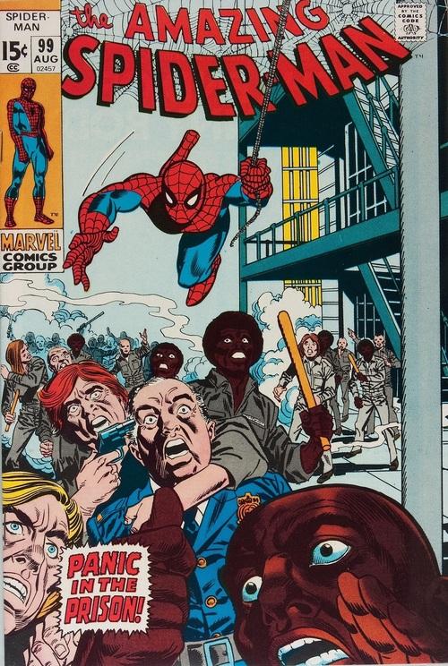 Amazing Spiderman 91-100