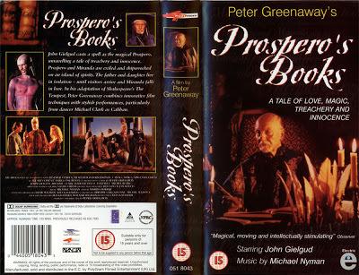 Книги Просперо / Prospero's Books. 1991.