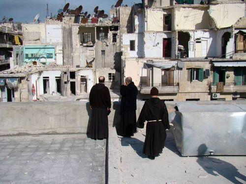 Appel inédit des Franciscains pour la Syrie