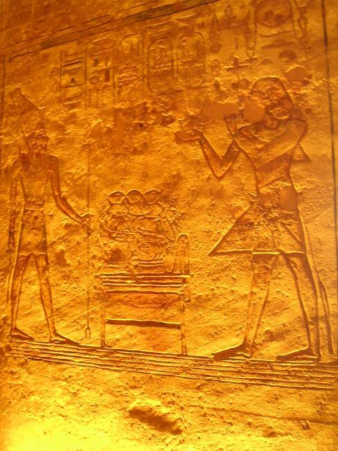 Retournons en Egypte