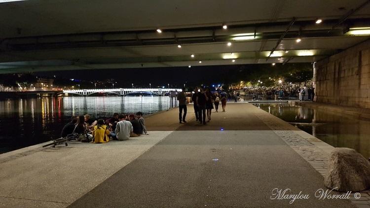 Lyon : Balade nocturne