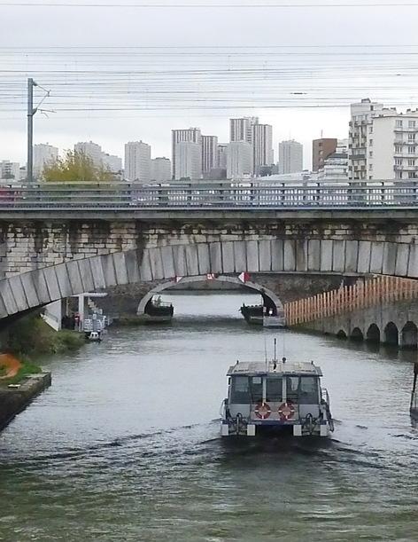 Le canal Saint-Denis a de l'avenir …