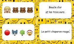 Lire avec les emojis