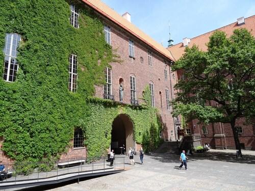 L'Hôtel de Ville de Stockholm où se déroule le repas des Nobel (photos)