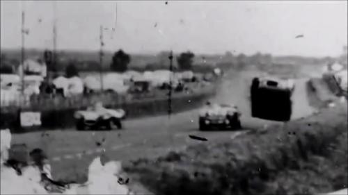 Le Mans 1955 ( Court métrage d'animation )