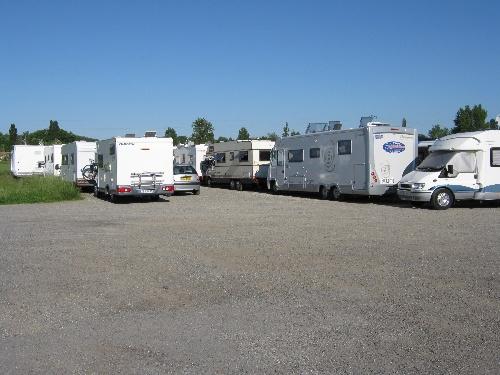 Espace Camping car