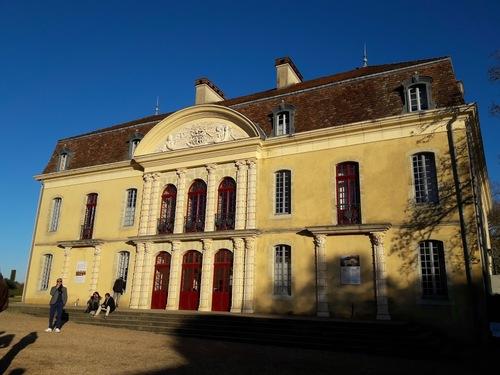 Le chateau de Brumont