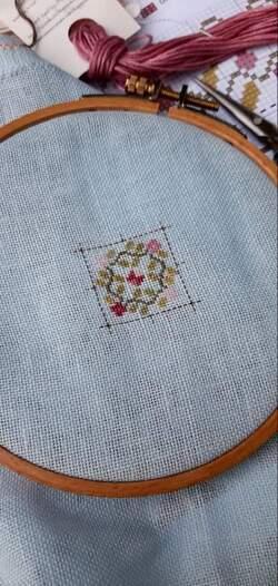 Je patchworke , tu patchworkes , nous patchworkons ...