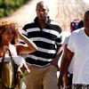 Beyoncé montre son ventre de femme enceinte en Croatie