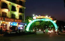 5 fevrier, à Hué
