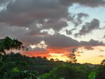 coucher de soleil El castillo