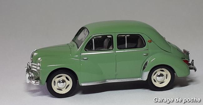 Renault 4cv 1955