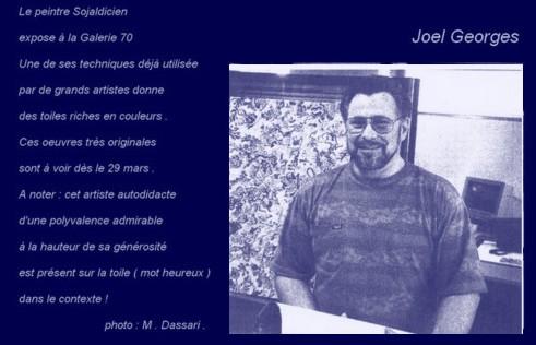 Exposition à la Galerie 70 . Thème : Exposition de peintures .