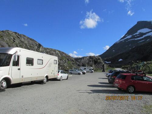 De Andalnes au glacier Briksdal