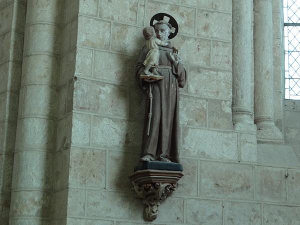 Abbatiale Saint Jouin de Marnes (79)