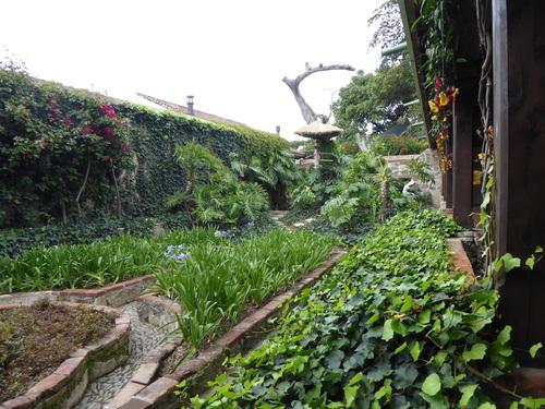 "Jour 17, Guatemala, Antigua, Hôtel Musée "" Casa Santo Dmingo"""