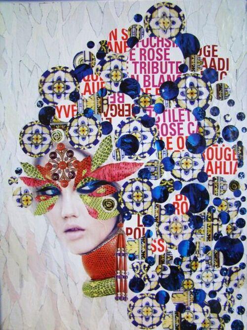 Collages artistiques(2)