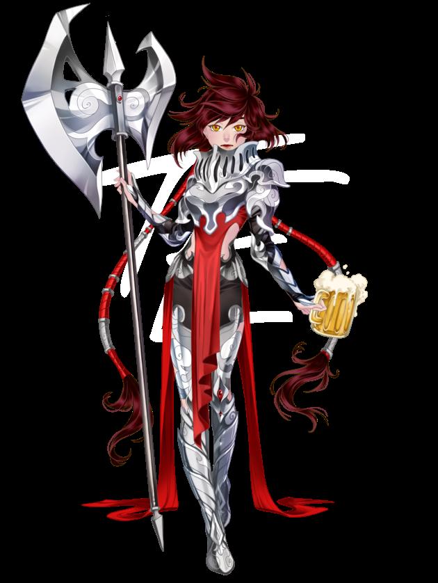 Tenue Valhalla's Guardian