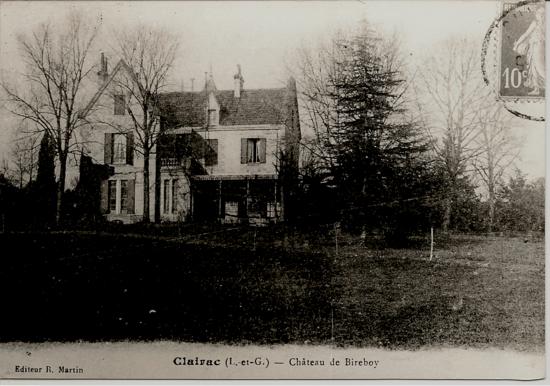 Clairac avant 109