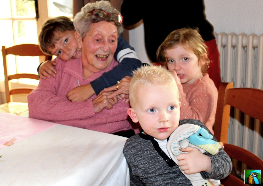Mamylou ses 95 ans
