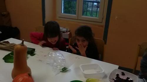 Atelie légumes d'hiver