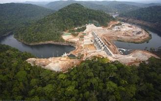 Les barrages du Laos ...