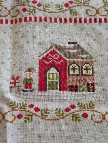 Santa's village :août.