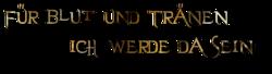 pied de page allemand noir jaune