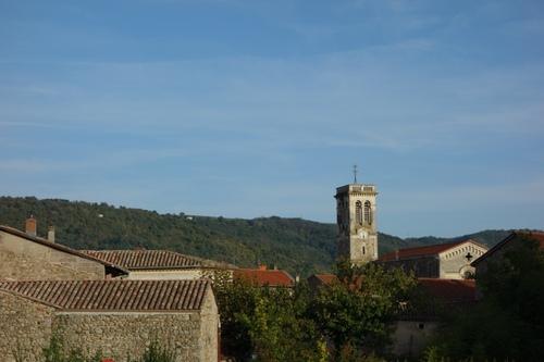 Idée de ballade d'une journée à vélo : l'Ardèche verte