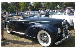 Une bien belle auto !