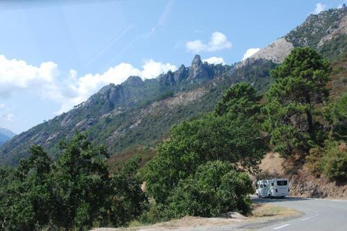 En route vers Viviario.
