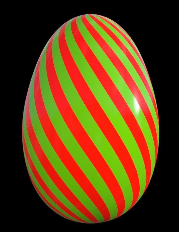 Tube œuf de pâques (image-render)