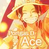 Icon Portgas D Ace