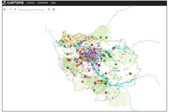 2018 Un Atlas culturel de la grande couronne
