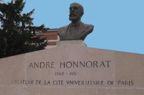 Buste d'André Honnorat
