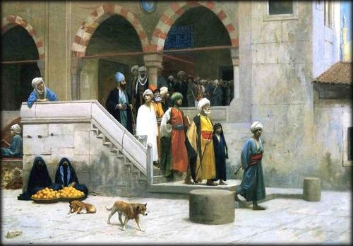 L'Islam et la peinture