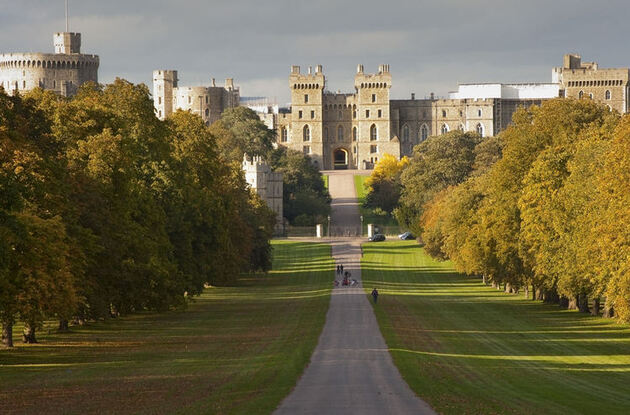 Windsor au Royaume-Uni