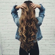 Image de hair, hairstyle, and beauty