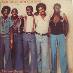 The Voltage Brothers - Throw Down - Complete LP