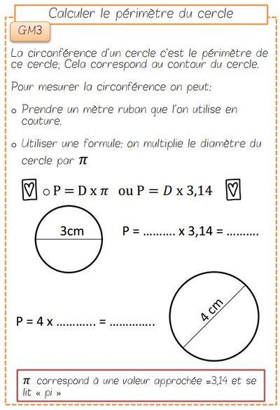 Séquence 1: les mesures de longueur