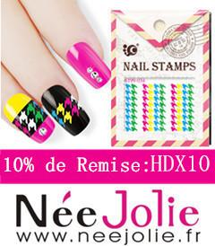 code, promo, réduction, HDX10, 10%, neejolie, Nee, Jolie