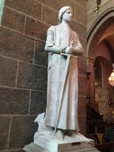 Le Puy en Velay - Jeanne d'Arc