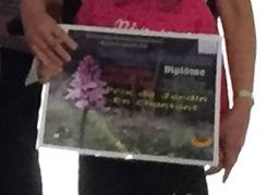 Remise des prix du concours des écoles fleuries