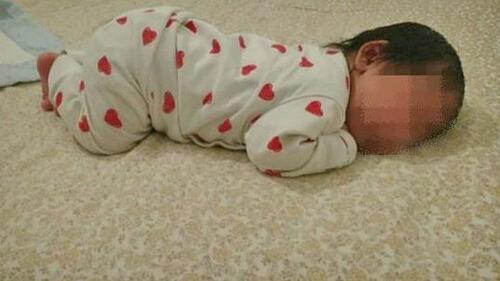 Le bébé des migrants en vente pour 5 000 euros sur eBay !
