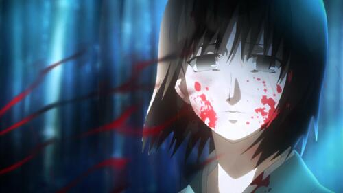 Kara no Kyoukai : The Garden of Sinners