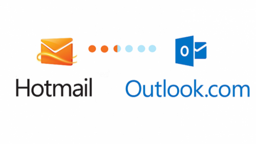 Hotmail is now called Outlook