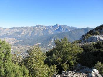Bertagne et les Dents de Roqueforcade