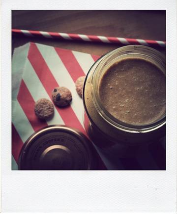 Crème glacée à la pâte de spéculoos et brisures de spéculoos façon Ben&Jerry's®