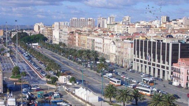 Cagliari..